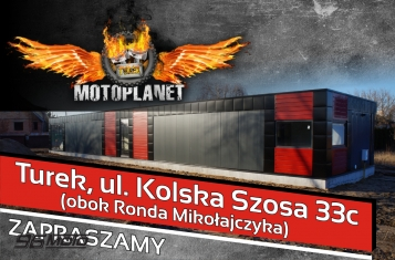 Moto Planet s.c.Sklep Motocyklowy Turek wlkp