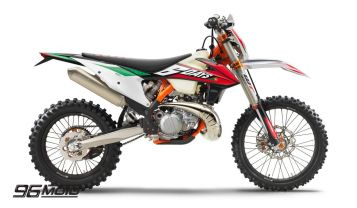 KTM 300 EXC TPI SIX DAYS 2020 NOVINKA