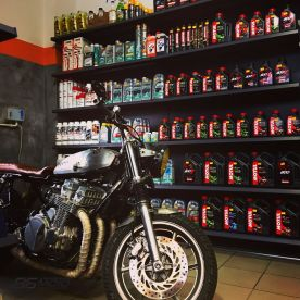 Funky MotoShop - Motorcycle Store