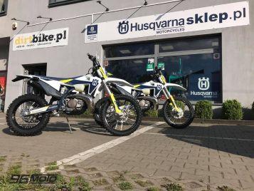 Husqvarna TE250i Enduro MY21 je k dispozícii u predajcu v Poznani