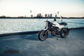 Прокат Husqvarne в Мотоцикли Люблін