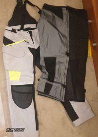 Sprzedam Kurtka i Spodnie Alpinestars CALAMA DRYSTAR + gratis