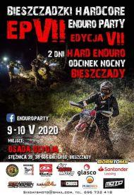 Enduro Party Bieszczady edizione VII 9-10.05.2020