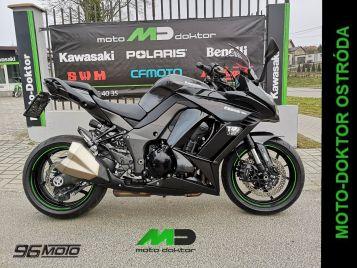 Kawasaki con Kawasaki Z 1000SX