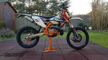 KTM EXC TPI  250 2019 Six Days Chile  95 mth FV 23%