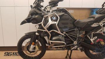 Première immatriculation de la BMW R 1200 GS Adventure 07.02.2018