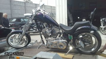 Big Dog Chopper 2005 Motorcycles, L.L.C. Wichita Kansas USA