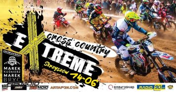 14-VI-2020 Extreme Cross Country - motorcycle racing NEW DATE!