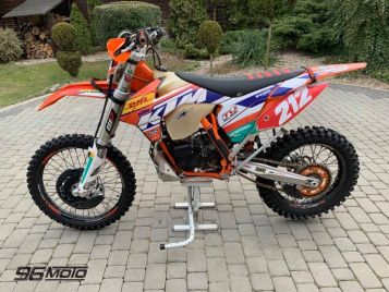 KTM EXC 200 2015 STEALED