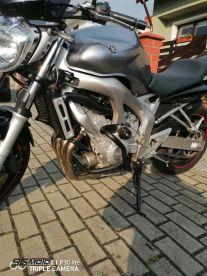Yamaha FZ6N 2008 rok przebieg 24 tys km ABS idealna