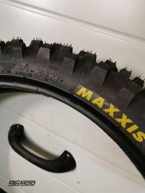 Neumático delantero Maxis 80/100/21 '' nuevo con KTM EXC 2020
