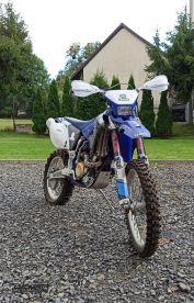 Yamaha WR 250F zadbana