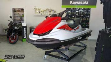 Skuter wodny Kawasaki STX 160 następca STX-15F Moto-Doktor