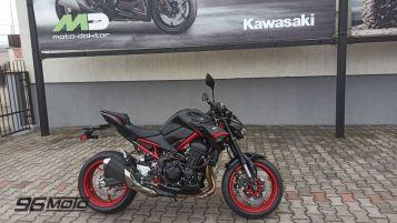 Kawasaki Z 900 model 2021 Z900 Moto Doktor Ostróda