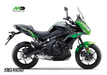 Kawasaki Versys 650 model 2021 KLE Moto Doktor