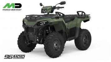 Polaris Sportsman 570 nowy model 2021 T3b traktor AT