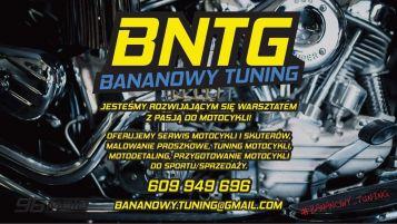Bananowy Tuning - Serwis naprawa motocykli przygotowanie do sportu