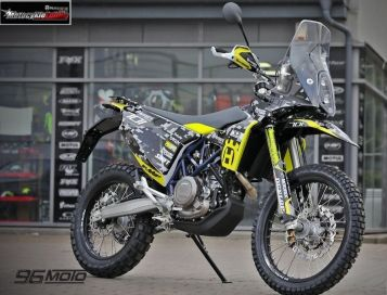 Husqvarna 701 Enduro 2020 Raylle Dakar